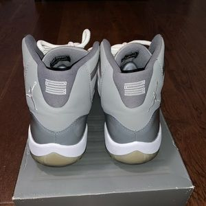 Jordan Shoes - 2010 jordan 11 cool greys